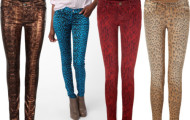 Модные тренды января 2012