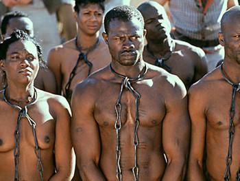 негры-рабы