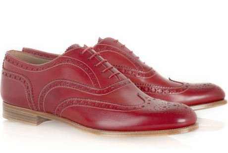 Church's Classic Burwood Leather Brogues