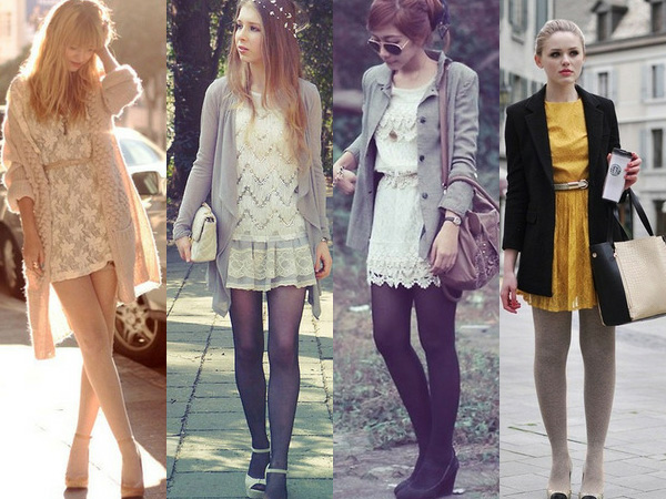 Что носить весной 2013