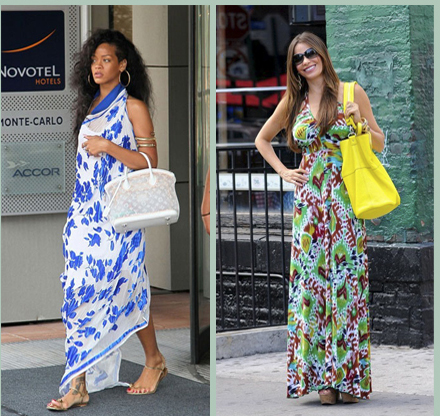 Что модно летом 2013