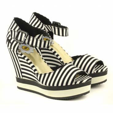 Модная обувь лета 2013