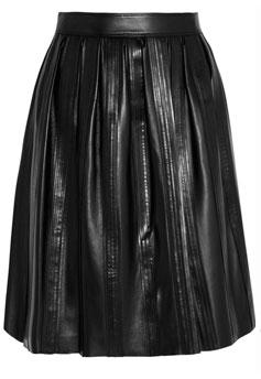 кожаная юбка 2013