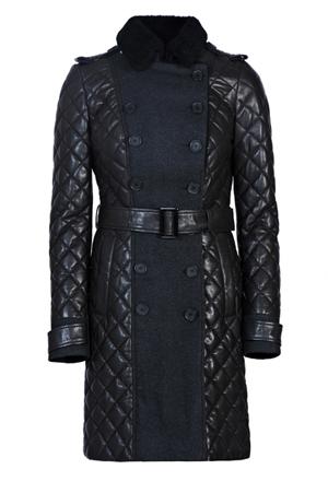 кожаное пальто 2013