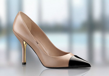 Модная обувь осень 2013