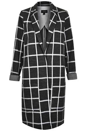 пальто в клетку 2013
