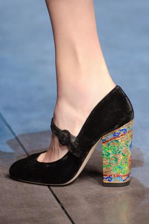 Обувь осень 2013