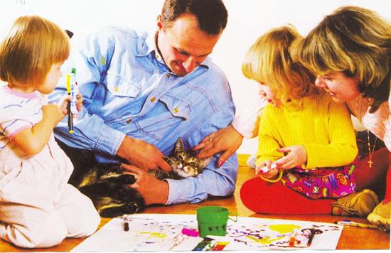 семья и общение