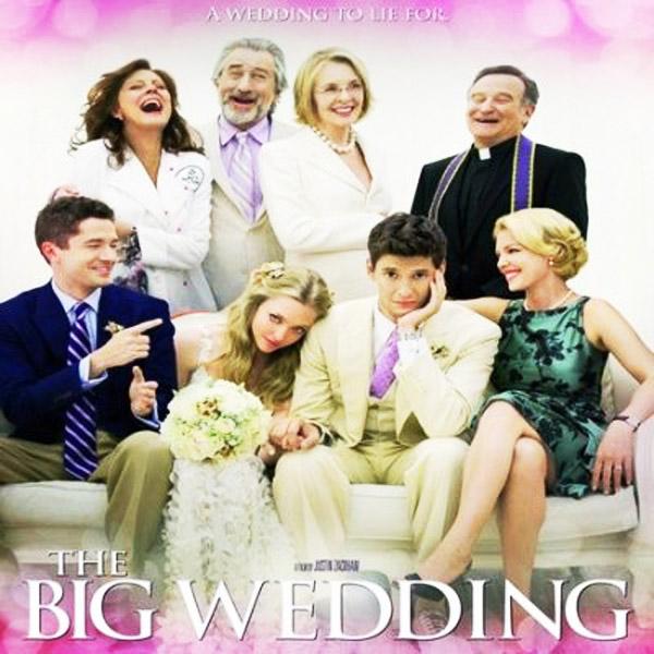 Большая свадьба 2013