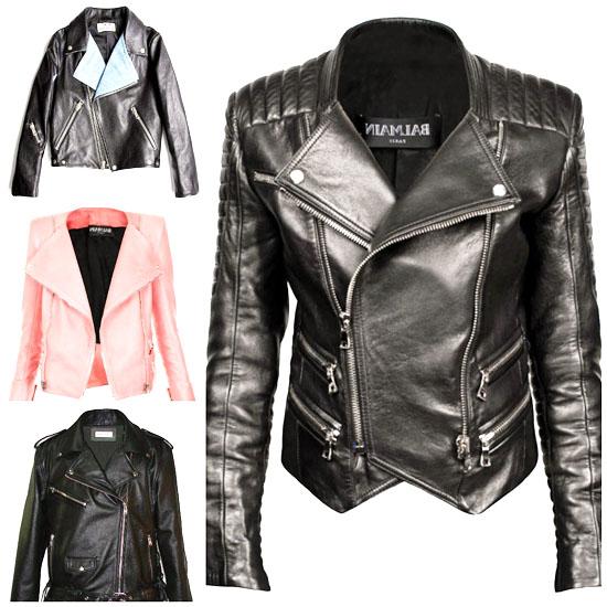 куртки-косухи 2013-2014