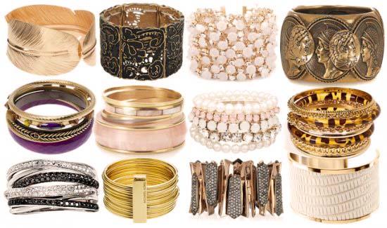 модные браслеты 2013-2014
