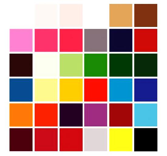 модные цвета 2013-2014