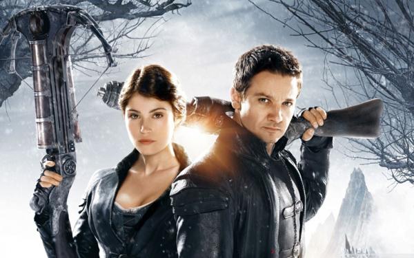 Охотники на ведьм 2013