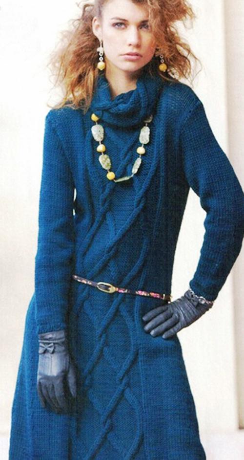 платье хомут 2013-2014