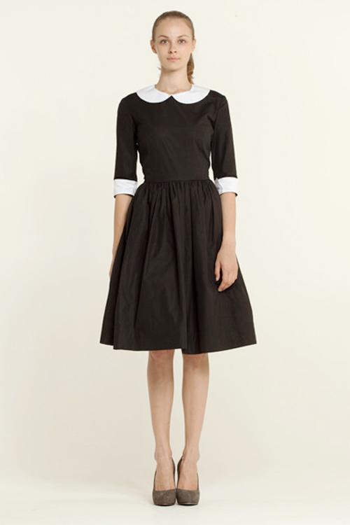 Платье в горошек от Anna Yakovenko размер S,M,L