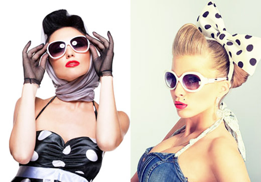 ретро стиль, платья в стиле ретро, ретро стиль в одежде