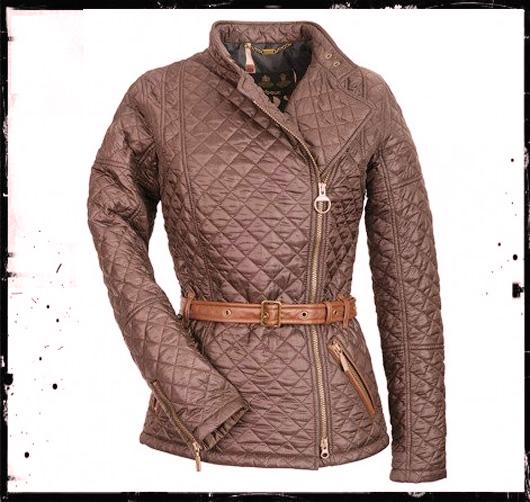 стеганые куртки 2013-2014