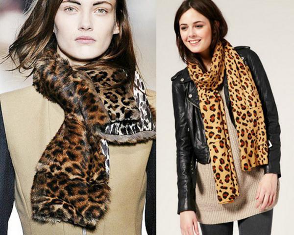тигровые шарфы 2013-2014