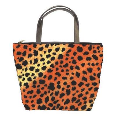 тигровые сумки.