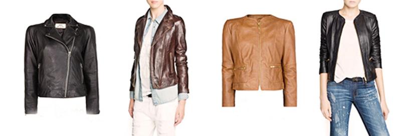куртка с укороченным низом