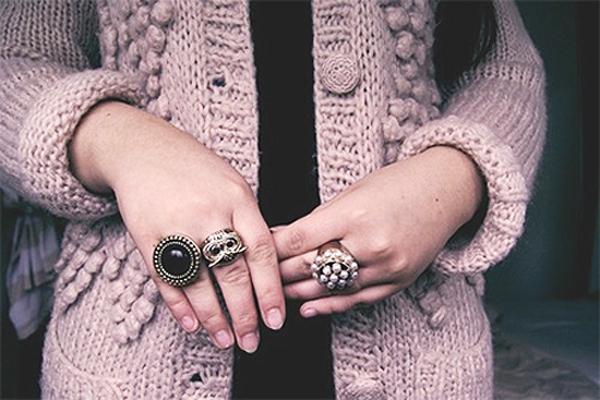 модные вязаные кардиганы