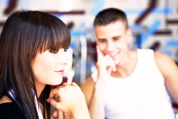 знакомства женщин с парнями для интима