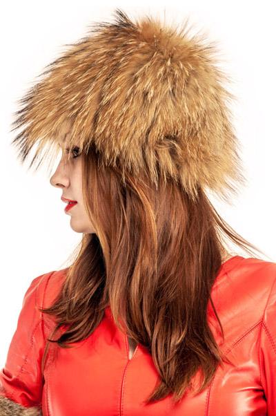 меховая шапка 2013-2014