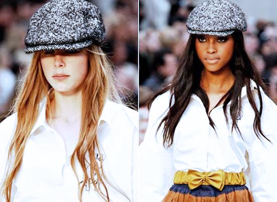 модные кепки 2013-2014