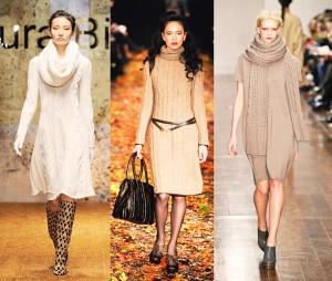 модные вязаные вещи 2013-2014