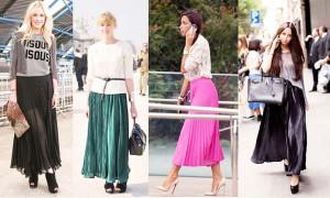 модные юбки 2013-2014