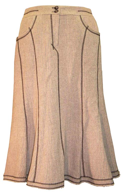 юбка годе 2013-2014