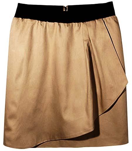 юбка с запахом 2013-2014