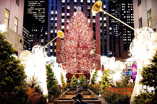 Где встретить Новый год в Нью-Йорке