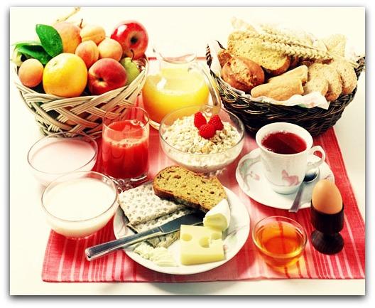 что приготовить на завтрак быстро