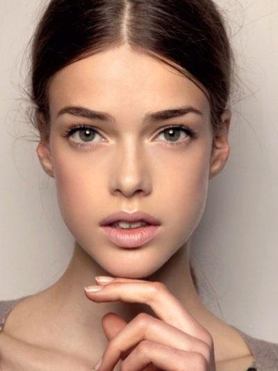 модный макияж зима 2014