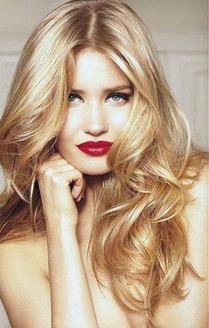 Цвет волос натуральный блондин фото