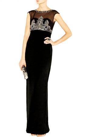 длинное вечернее платье 2014