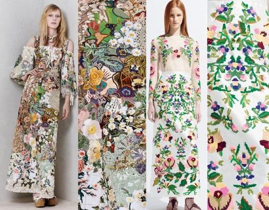 модный принт весна 2014