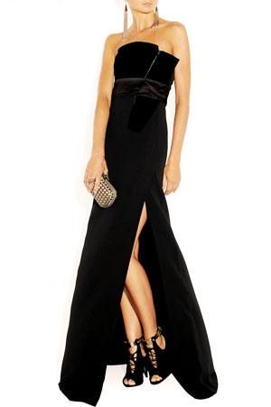 нарядное вечернее платье 2014