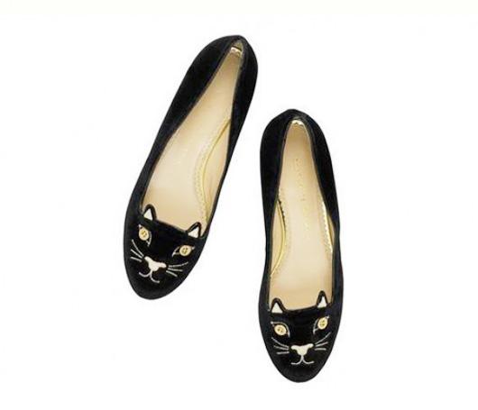 балетки-кошки