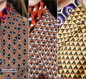 модная геометрия