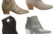 Модная обувь весна 2014