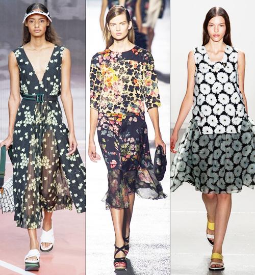 платья на весну-лето