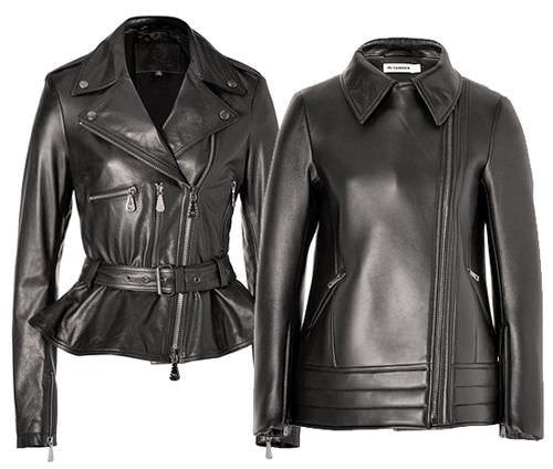 кожаные куртки весна 2014 косухи