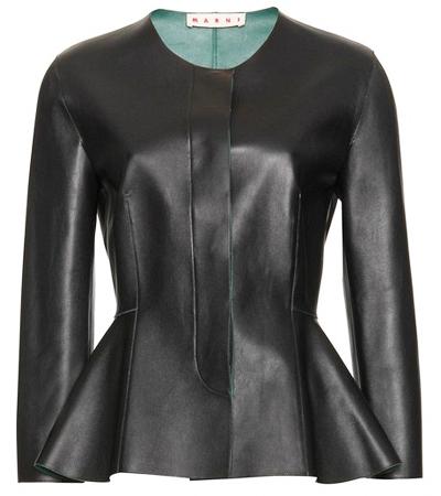 кожаные куртки весна 2014 дизайнерские