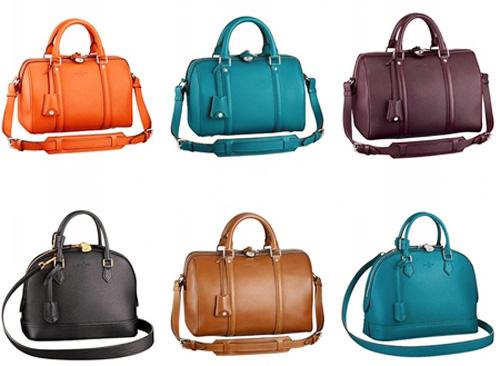 модные сумки весна-лето 2014 саквояжи
