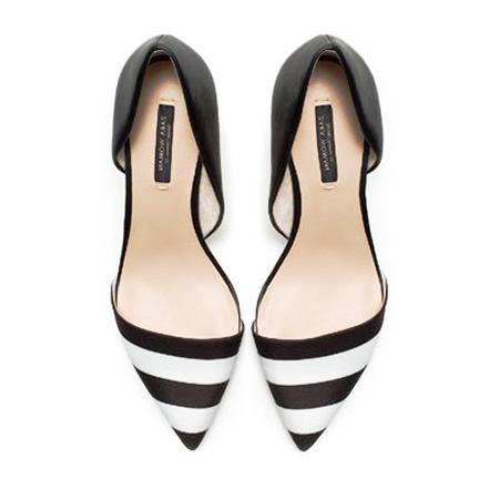 туфли с узким носом