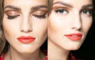 Модные тенденции в макияже весна-лето 2018