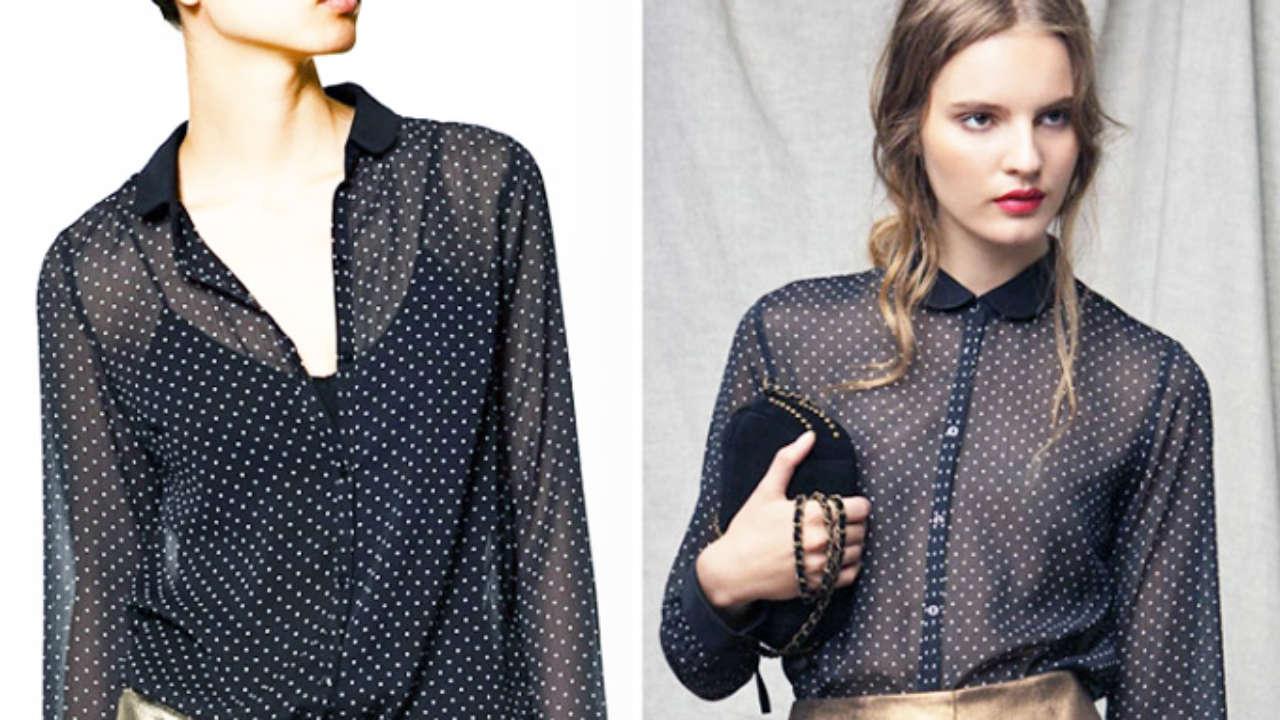 fe78ef43dee9 Модные блузки: тройка самых популярных моделей