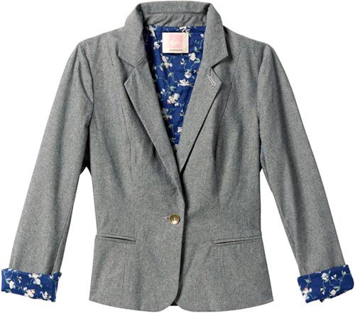 с чем носить пиджак твидовый